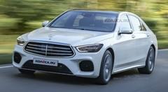 Mercedes Classe S : la nouvelle génération se prépare