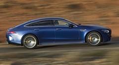 Essai Mercedes-AMG GT Coupé 4-portes 63S 4Matic+ : Furie à partager