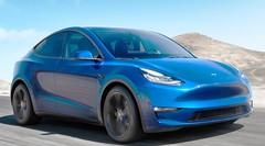 La Tesla Model Y à partir de 56 000 €