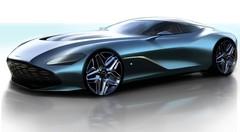 Aston Martin : premier aperçu de la future DBS GT Zagato
