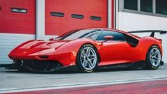 Ferrari P80/C : quatre ans d'études pour un modèle unique