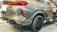 Futur BMW X6 M : déjà surpris sur les chaînes d'assemblage