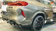 BMW : le X5 M et le nouveau X6 surpris sur la chaîne de montage