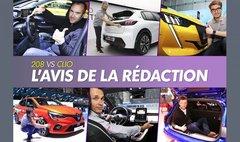 Peugeot 208 vs Renault Clio 5 : la rédaction refait le match