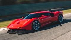 Ferrari P80/C : il n'y en aura qu'une