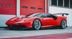 Ferrari P80/C : un nouveau modèle unique à sensations