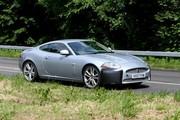 Jaguar XKR : félin sauvage surpris !
