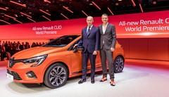 La nouvelle Clio V au Salon de Genève 2019