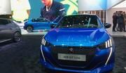 La nouvelle Peugeot 208 est au Salon de Genève