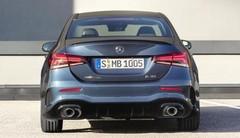 Mercedes A35-AMG Berline : la berline de 306 chevaux se fait la malle