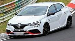 Renault prépare une nouvelle Mégane RS sur le Nürburgring