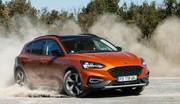 Essai Ford Focus Active : l'aventure c'est sa nature !