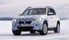 BMW : premières infos sur les électriques iX3, i4 et iNext