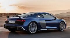 Audi R8 et R8 Spyder facelift : Tarifs 2019