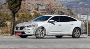 Renault : la Talisman restylée en approche