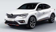 Renault Samsung dévoile le XM3 Inspire