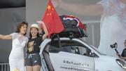 La future Smart sera fabriquée en Chine et plus en France