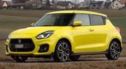 Essai Suzuki Swift Sport: l'ADN Swift