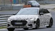 Audi RS6 Avant 2020 : les premiers essais sur piste du break sportif