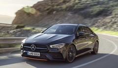 """Mercedes CLA 2019 : le """"coupé quatre-portes"""" dévoile ses tarifs"""