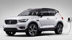 Volvo XC40 : l'hybride rechargeable T5 Twin Engine arrive