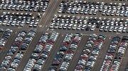 Le marché automobile français a baissé de 2,3% sur un an en mars