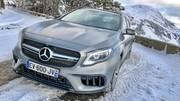 Essai Mercedes Benz GLA45 AMG