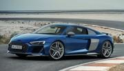 Prix Audi R8 2019 : 174 900 € minimum pour la sportive aux Anneaux