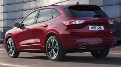 Ford dévoile le nouveau Kuga, avec un moteur hybride rechargeable