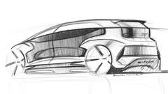 Audi AI:me : une future berline compacte autonome pour la Chine ?