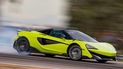 Essai McLaren 600LT Spider : Des décibels et de la lumière
