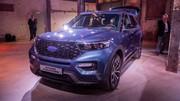 Ford Explorer : le grand SUV Ford en Europe dès janvier 2020 !