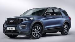 Ford Explorer hybride : Géant vertueux