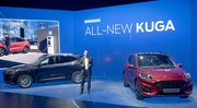 Ford Go Further 2019 : la nouvelle Ford Kuga en tant que MHEV, HEV et PHEV