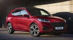 Ford Kuga 3 (2020) : Un nouveau Kuga plus séduisant et hybride