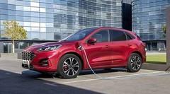 Ford Kuga 2020 : plus dynamique, plus électrique