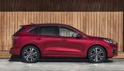 Le nouveau Ford Kuga met l'accent sur l'hybride