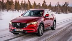 La Laponie en Mazda CX-5 (2) : 850 km de blanche pure