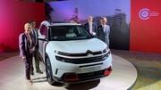 Citroën part à la conquête de l'Inde
