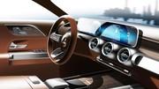 Mercedes GLB : première photo du concept GLB