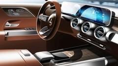 Mercedes GLB : Un concept du SUV compact à Shanghai