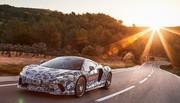 McLaren dévoile les lignes de sa Grand Tourer