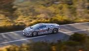 McLaren Grand Tourer : La marque lâche trois photos de sa GT camouflée