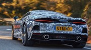 McLaren montre à nouveau sa GT