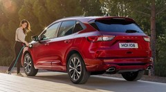 Ford Kuga 3: hybride