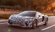 La future McLaren « Grand Tourer » se balade
