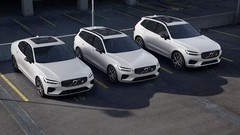 Les Volvo XC60 et V60 en version T8 Polestar Engineered