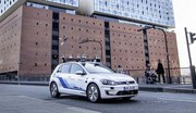 Volkswagen teste une Golf 100 % autonome en Allemagne