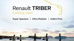 Renault Triber : un petit monospace pour l'Inde
