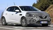 La Renault Mégane 4 prépare son restylage pour 2020